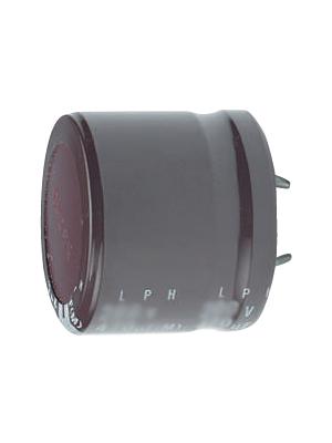 Elna - LAH-100V222MS37# - Aluminium Electrolytic Capacitor 2.2 mF 100 VDC, LAH-100V222MS37#, Elna