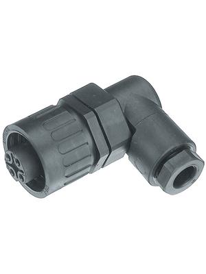 Amphenol - T 3105 091 - Cable socket, 90° Poles 6+PE, T 3105 091, Amphenol