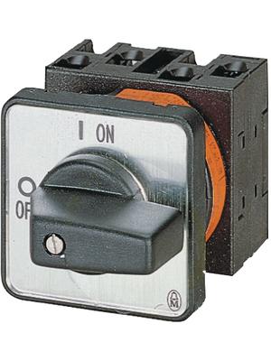 Eaton - P1-25/E - Main switch 13 kW Switch positions 2 Poles 3, P1-25/E, Eaton