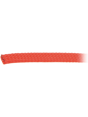 Hahm - HPP 30 - Braided cable sleeving 24...36 mm grey, HPP 30, Hahm