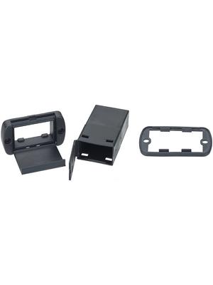 Bopla - ABM 800 SAL-BE - Mounting lid with hinged aluminium flap N/A, ABM 800 SAL-BE, Bopla