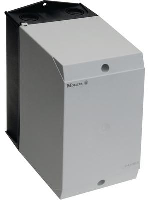 Eaton - CI-K2-100-M - Flange housing Lower part black / Upper part white 100 x 160 mm PC IP 65 N/A, CI-K2-100-M, Eaton
