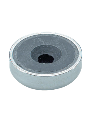Sura Magnets - MS-K-20C - Magnet Ferrite, MS-K-20C, Sura Magnets