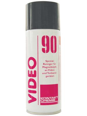 Kontakt Chemie - VIDEO 90 100ML, CH DE - Cleaning spray Spray 100 ml, VIDEO 90 100ML, CH DE, Kontakt Chemie