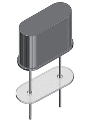 Fischer Elektronik - ISQ 07 - Insulation disc HC-18/U / HC-49/U, ISQ 07, Fischer Elektronik