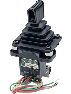 Sakae - S30JLK-XI-12R1GH-5908 10K - Built-in joystick 100 mA  @ 30 VDC Stranded Wires, 300 mm 57 x 46 x 112 mm, S30JLK-XI-12R1GH-5908 10K, Sakae