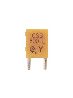 Murata - CSBLA485KEC8-B0 - Resonator 2 pin 485 kHz, CSBLA485KEC8-B0, Murata