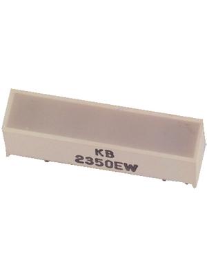 Kingbright - KB-B100SRW - LED Light Bars red 5 x 20 mm, KB-B100SRW, Kingbright