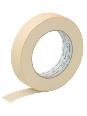 3M - 2321/25 - Masking tape, beige beige 24 mmx50 m, 2321/25, 3M