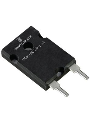Isabellenhütte - PBH-100R-F1-1 - Power resistor 100 Ohm 3 W  ±  1 %, PBH-100R-F1-1, Isabellenhütte