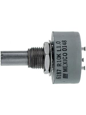 BI Technologies - 6187R5KL1.0 - Plastic potentiometer 5 kOhm linear, 6187R5KL1.0, BI Technologies