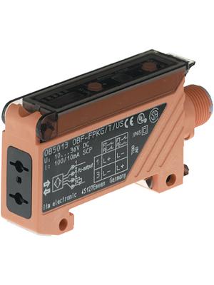 Ifm - OBF500 - Fibre optic amplifier, OBF500, Ifm