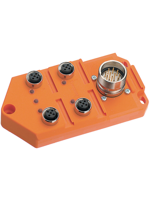 Belden Lumberg - ASBS 4/LED 5-4 - Actuator-sensor box, 4-way, ASBS 4/LED 5-4, Belden Lumberg