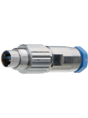 TE Connectivity - 2-1437719-1 - Cable connector, Triad 01 5-pin Poles=5, 2-1437719-1, TE Connectivity