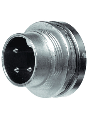 Amphenol - T 3637 000 - Appliance plug, C091A 12-pin Poles=12, T 3637 000, Amphenol