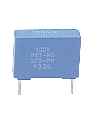 Vishay - BFC237321474 - Capacitor 470 nF 100 VDC / 63 VAC, BFC237321474, Vishay