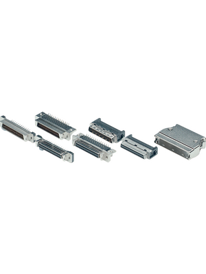 HARTING - 60 03 068 5205 - Male Cable Connector SCSI 2 68, 60 03 068 5205, HARTING
