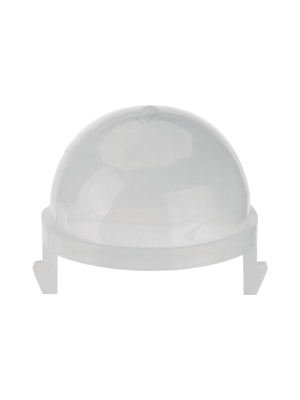 Murata - IML-0669 - Fresnel lenses for PIR sensors Polyethylene natural (white) -25...+60 °C, IML-0669, Murata