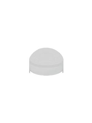 Murata - PPGI0601 - Fresnel lenses for PIR sensors Polyethylene natural (white) -25...+55 °C, PPGI0601, Murata