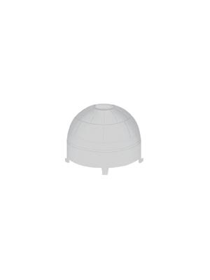 Murata - PPGI0626 - Fresnel lenses for PIR sensors Polyethylene natural (white) -25...+55 °C, PPGI0626, Murata