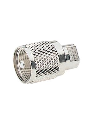 Amphenol - FMEM-UM-NTS-50 - FME male/UHF male adapter, FMEM-UM-NTS-50, Amphenol