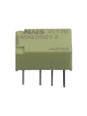 Panasonic - AGQ20024 - Signal relay 24 VDC 2504 Ohm 230 mW THD, AGQ20024, Panasonic