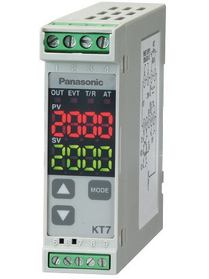 Panasonic - AKT7211100J - Thermostat 24 VAC/DC, AKT7211100J, Panasonic