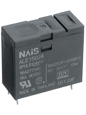 Panasonic - ALE14B12 - PCB power relay 12 VDC 400 mW, ALE14B12, Panasonic