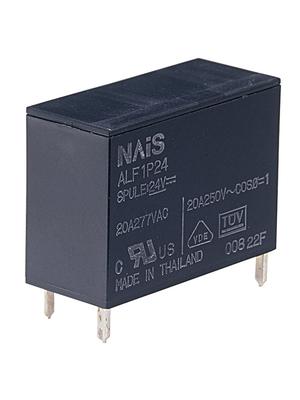 Panasonic - ALF1PB12T - PCB power relay 12 VDC 900 mW, ALF1PB12T, Panasonic