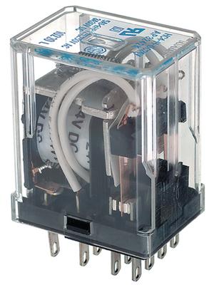 Panasonic - HC2-H-AC240V-F - Industrial relay 240 VAC 36920 Ohm 1.2 VA, HC2-H-AC240V-F, Panasonic