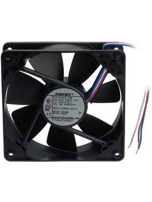 EBM-Papst - 4412F/2GL - Axial fan DC 119 x 119 x 25 mm 94 m3/h 12 VDC 1.25 W, 4412F/2GL, EBM-Papst