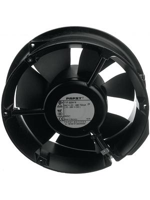 EBM-Papst - 6248N - Axial fan DC ? 172 x 51 mm 410 m3/h 48 VDC 17 W, 6248N, EBM-Papst