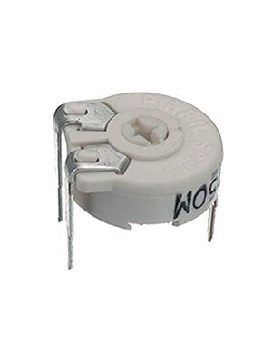 Piher - PTC10LV10-103A2020 - Trimmer Cermet 10 kOhm linear 500 mW, PTC10LV10-103A2020, Piher