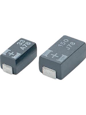 Panasonic Automotive & Industrial Systems - 25TQC5R6M - Polymer capacitor 5.6 uF 25 VDC, 25TQC5R6M, Panasonic Automotive & Industrial Systems