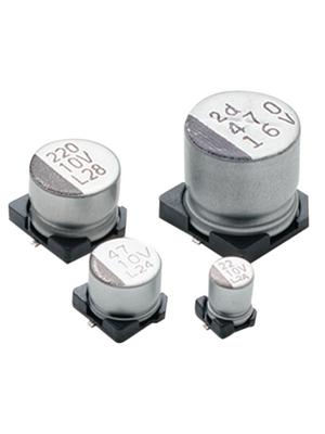 Elna - RV-50V101MH10U-R - Aluminium Electrolytic Capacitor 100 uF, RV-50V101MH10U-R, Elna