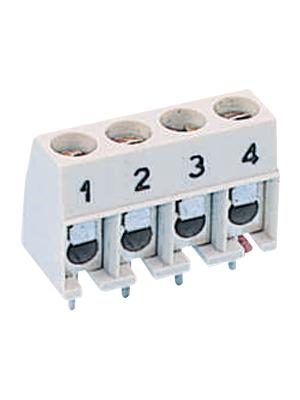 Stelvio-Kontek - CZZ 5/16 NU - PCB Terminal Block Pitch 5 mm horizontal 16P, CZZ 5/16 NU, Stelvio-Kontek