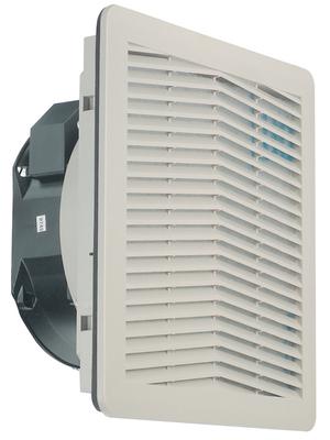 Fandis - FPF12KR230BE - Filter fans 150 x 150 x 71 mm 61 m3/h 230 VAC 20 W, FPF12KR230BE, Fandis