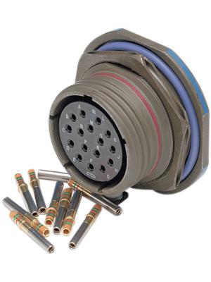 Amphenol - D38999/24WF32PN - Appliance plug, round 32P, D38999/24WF32PN, Amphenol