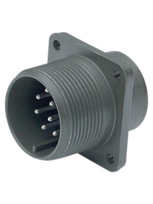 Amphenol - DS3102E-14S-2P - Appliance plug Poles=4, DS3102E-14S-2P, Amphenol