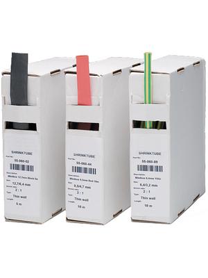 ACS - AMB-55-1/8-BLACK-15M - Heat-shrink tubing black 3.2 mmx15 m, AMB-55-1/8-BLACK-15M, ACS