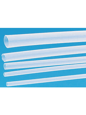 TE Connectivity - ETF-1/8-CLEAR 1,2M - Heat-shrink tubing transparent 3.2 mmx1 mm, ETF-1/8-CLEAR 1,2M, TE Connectivity