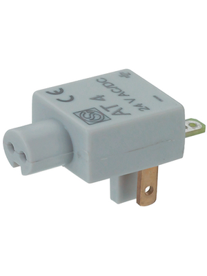 Signal-Construct - AT2 - Adapter for signal lamps 12 VAC/DC, AT2, Signal-Construct