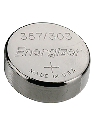 Energizer - 315/314 / SR67 - Button cell battery, Silveroxide, 1.55 V, 21 mAh, 315/314 / SR67, Energizer