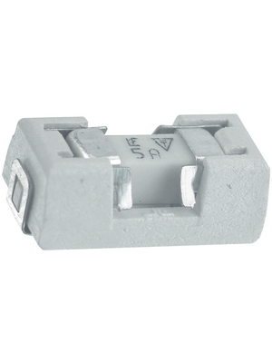 Littelfuse - 0154.125DR - SMD fuse w holder 0.125 A super fast-blow, 0154.125DR, Littelfuse