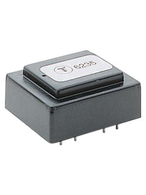 Dantrafo - 6235.0 - THD transformers;600 Ohm - 600 Ohm ct, 6235.0, Dantrafo