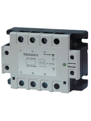 Carlo Gavazzi - RZ3A60D25 - Solid state relay, three phase 4...32 VDC, RZ3A60D25, Carlo Gavazzi