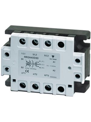 Carlo Gavazzi - RR2A40D400 - Solid state relay, three phase 10...40 VDC, RR2A40D400, Carlo Gavazzi