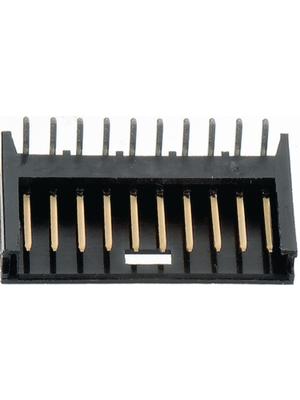 - 280523-2 - Pin header 1 x 12P Male 12, 280523-2