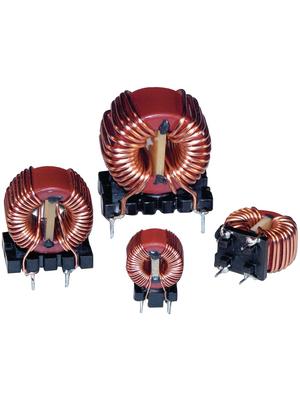 Würth Elektronik - 744825510 - Toroidal choke 10 mH 5 A, 744825510, Würth Elektronik
