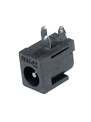 Switchcraft - RAPC722X - Applied-voltage source socket 2.1 mm 6.3 mm, RAPC722X, Switchcraft